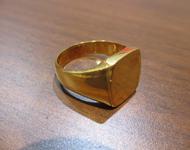 純金 指輪