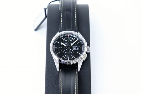 ハミルトン ブロードウェイ オートクロノ H43516731 メンズ腕時計