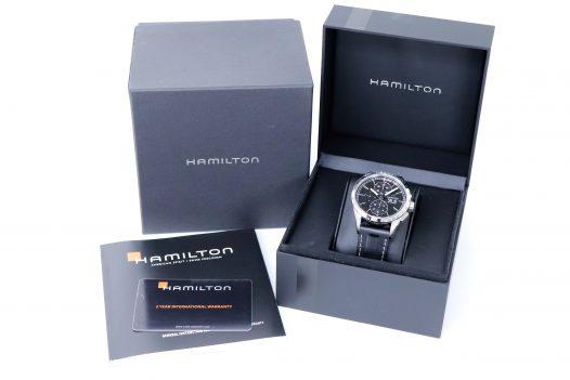 HAMILTON ハミルトン ブロードウェイ オートクロノ H43516731 メンズ腕時計