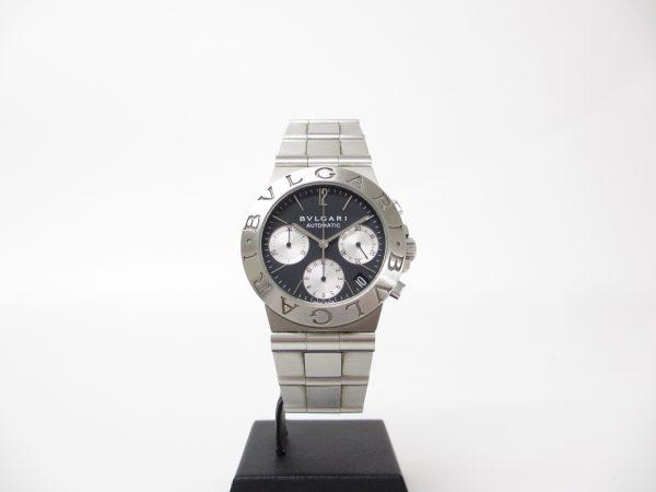 BVLGARI ブルガリ ディアゴノスポーツクロノ CH35S メンズ腕時計