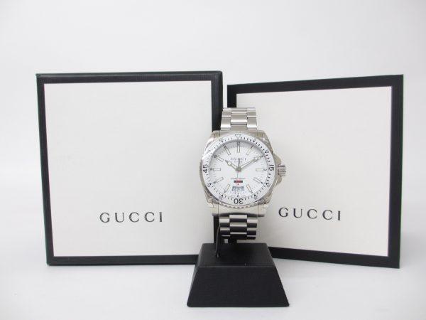 GUCCI グッチ ダイヴ 136.3 YA136302 メンズ腕時計