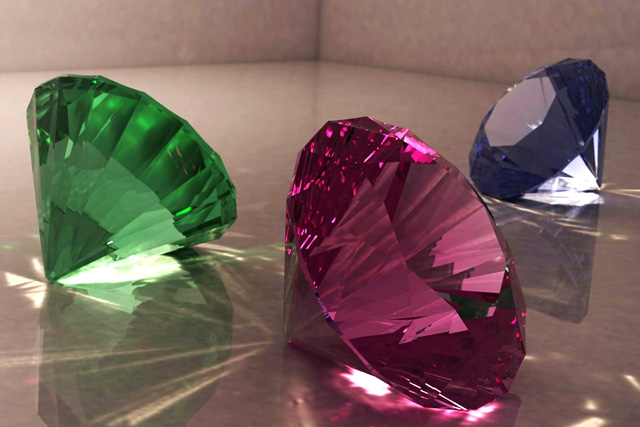 無色透明よりも価値が高い?!カラーダイヤモンドの種類
