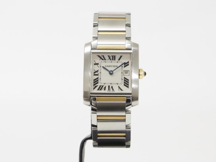 Cartier カルティエ タンクフランセーズMM W51012Q4(12月限定・査定金額10%UPキャンペーン価格!)