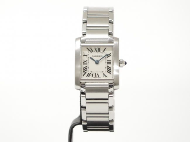 Cartier カルティエ タンクフランセーズSM W51008Q3