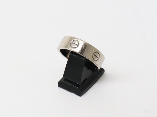 Cartier カルティエ ラブ(LOVE)リング K18WG