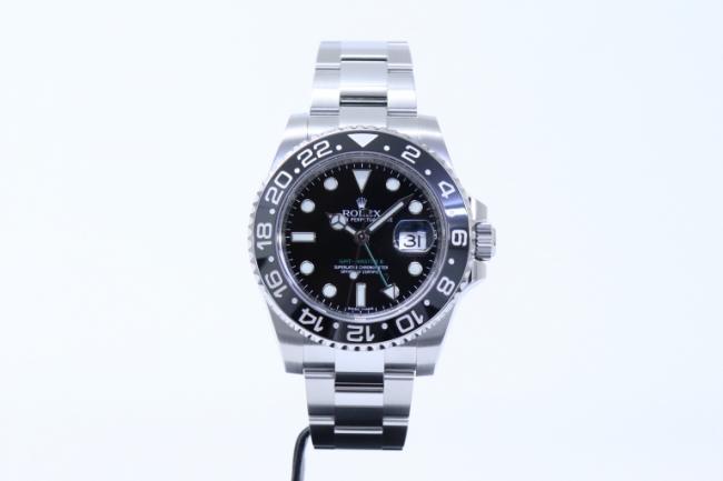 ロレックス GMTマスターⅡ Ref.116710LN ランダム番(4月限定・査定金額10%UPキャンペーン価格!)