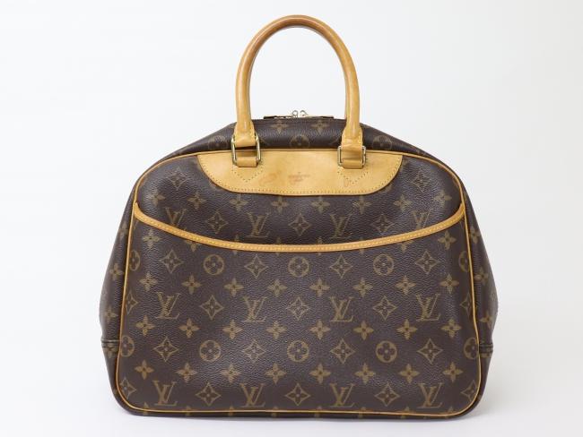 ルイヴィトン ドーヴィル ラージハンドバッグ M42270 (6月限定・査定金額10%UPキャンペーン価格!)