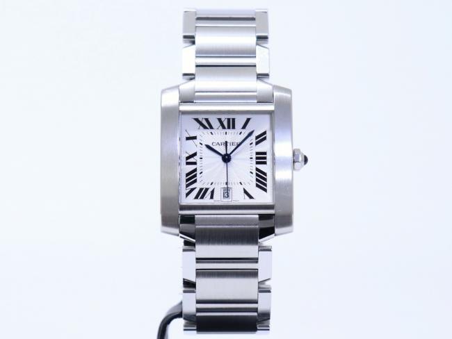Cartier カルティエ タンクフランセーズLM W51002Q3