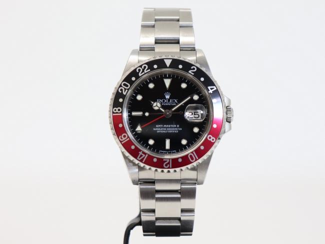 ロレックス GMTマスター2 Ref.16710 U番
