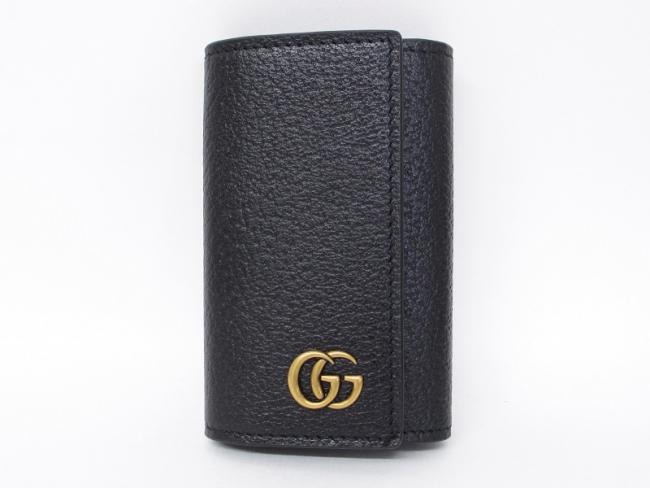 グッチ GGマーモント キーケース 435305